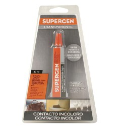 Pegamento Supergen Incoloro   40 ml.