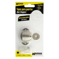 Pegamento Pvc  Wolfpack  Con Pincel 500 ml.