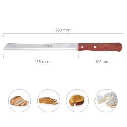 Zapatos Seguridad Piel Negra Wolfpack  Nº 46 (Par)