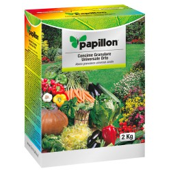 Abono Grano Papillon Universal / Huerto 2 Kg