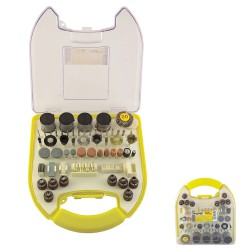 Kit Accesorios Multiherramienta (186 piezas)