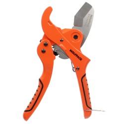 Cortina Ducha Tela Rayas Blancas 180x200 cm.