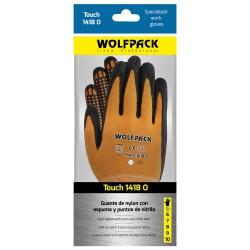 Grapa Metalica 1 Pata      26 mm. Wolfpack Caja 100 unidades
