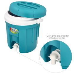 Abrazadera Metalica M-6   18 mm. (Caja 100 piezas)