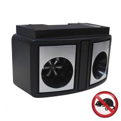 Escalera Multiposicional Aluminio 6 Rotulas 12 Peldaños