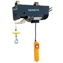 Polipastos Yamato Electrico 500 Kg / 18 Metros