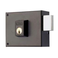 Zapatos Seguridad Piel Negra Wolfpack  Nº 38 (Par)