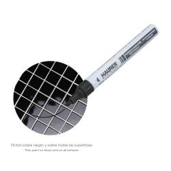 Tubo Aluminio Compacto Gris Ø 200 mm. / 5 metros