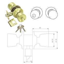 Pomo Tesa    3501-LM/60/70