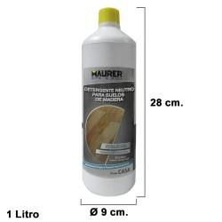 Pila Maurer Alcalina AAA / LR03  (Blister 4 Piezas)