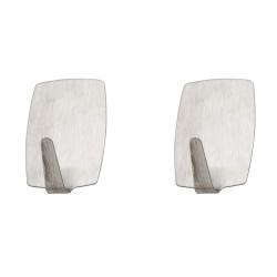 Soporte Barra 12mm Dorado Techo Doble